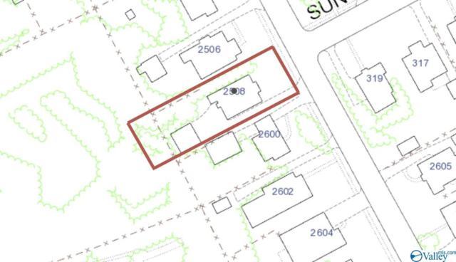 2508 Poincianna Street, Huntsville, AL 35801 (MLS #1114123) :: Weiss Lake Realty & Appraisals