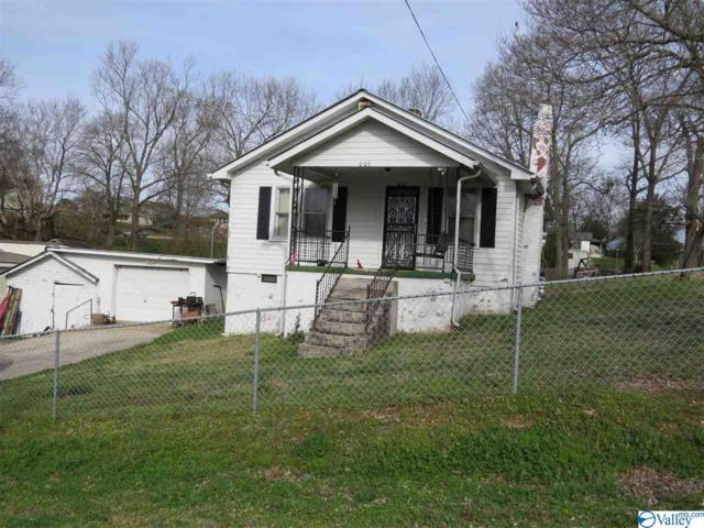 601 Diamond Avenue, Bridgeport, AL 35740 (MLS #1114216) :: RE/MAX Distinctive | Lowrey Team