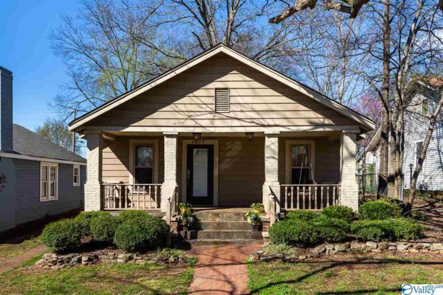 1017 Beirne Avenue, Huntsville, AL 35801 (MLS #1114237) :: Amanda Howard Sotheby's International Realty