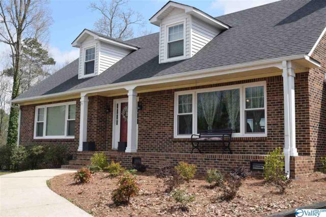 3321 Creek Circle, Guntersville, AL 35976 (MLS #1114838) :: Capstone Realty