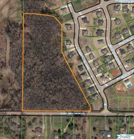 Tract 1 Bobo Section Road, Hazel Green, AL 35750 (MLS #1114932) :: Amanda Howard Sotheby's International Realty