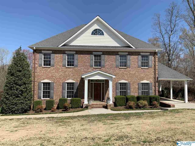 134 Pavilion Drive, Meridianville, AL 35759 (MLS #1114938) :: Eric Cady Real Estate