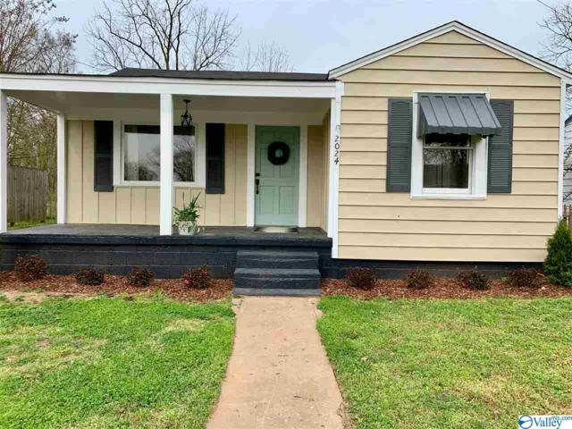 2024 Summer Street, Huntsville, AL 35805 (MLS #1115717) :: Intero Real Estate Services Huntsville