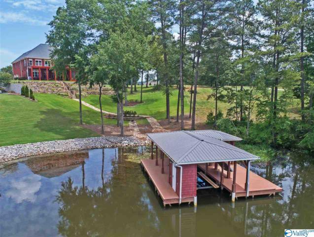 1688 Peninsula Drive, Scottsboro, AL 35769 (MLS #1115811) :: Intero Real Estate Services Huntsville