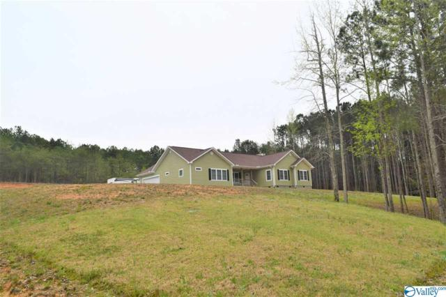 121 County Road 85, Crane Hill, AL 35053 (MLS #1115844) :: Legend Realty