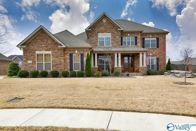 3024 Laurel Cove Way, Gurley, AL 35748 (MLS #1115865) :: Amanda Howard Sotheby's International Realty