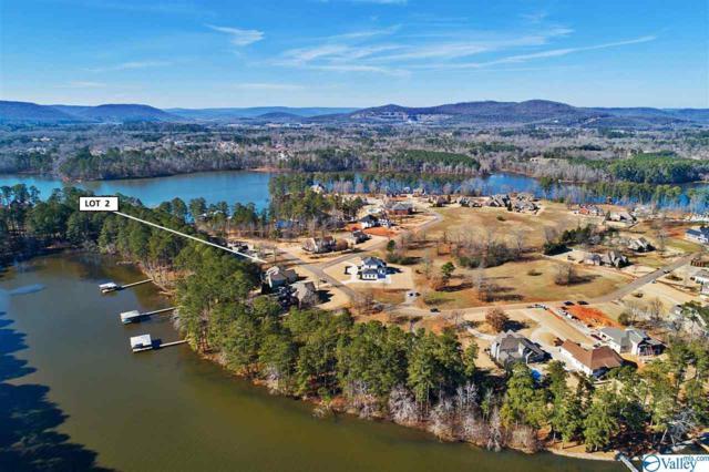 980 Peninsula Drive, Scottsboro, AL 35769 (MLS #1115924) :: Intero Real Estate Services Huntsville