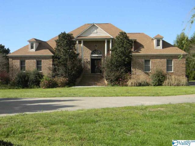 8585 Simpson Point Road, Grant, AL 35747 (MLS #1116360) :: Amanda Howard Sotheby's International Realty