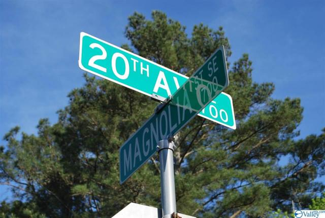 2004 Magnolia Street, Decatur, AL 35601 (MLS #1116574) :: Eric Cady Real Estate