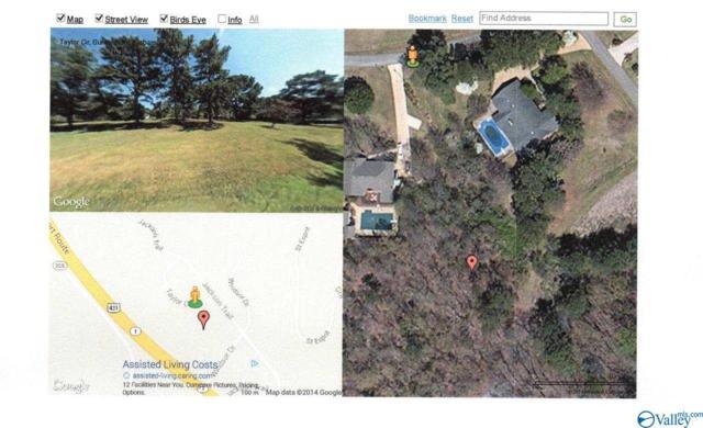 0 Smith Drive, Guntersville, AL 35976 (MLS #1116617) :: Amanda Howard Sotheby's International Realty