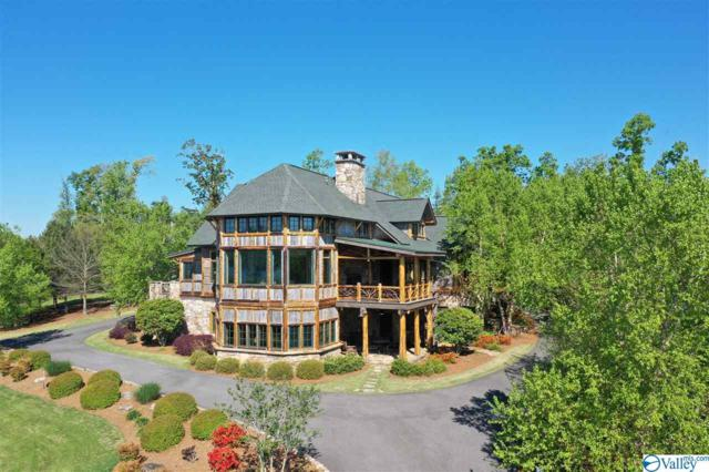 1635 Buck Island Drive, Guntersville, AL 35976 (MLS #1116636) :: Legend Realty
