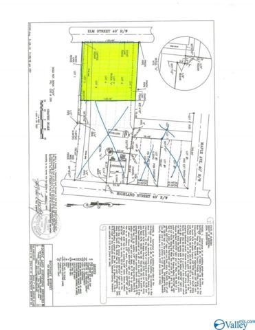 Elm Street, Boaz, AL 35957 (MLS #1116773) :: Eric Cady Real Estate