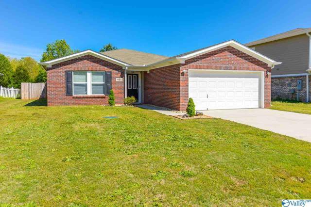 401 Jasmine Drive, Madison, AL 35757 (MLS #1116790) :: Capstone Realty