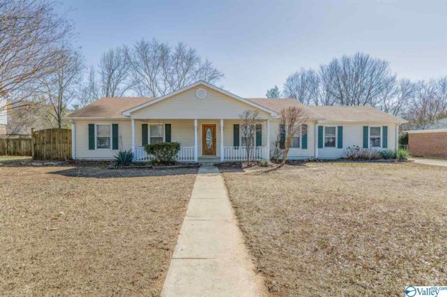 14918 Clovercrest Drive, Huntsville, AL 35803 (MLS #1117139) :: Capstone Realty