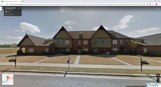 105 Windsor Hill Road, Huntsville, AL 35824 (MLS #1117344) :: Capstone Realty