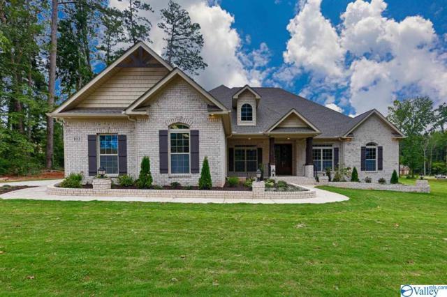 109 Hollow Ridge Circle, Huntsville, AL 35811 (MLS #1117610) :: Legend Realty
