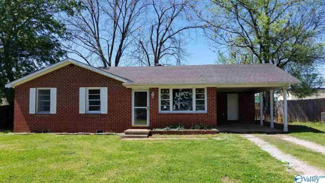 805 West Arbor Drive, Huntsville, AL 35811 (MLS #1117679) :: Legend Realty