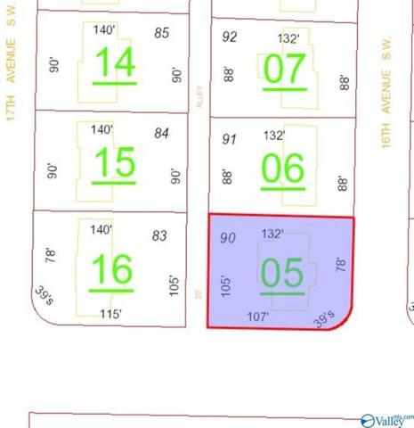 1515 16TH AVENUE, Decatur, AL 35601 (MLS #1117763) :: Intero Real Estate Services Huntsville