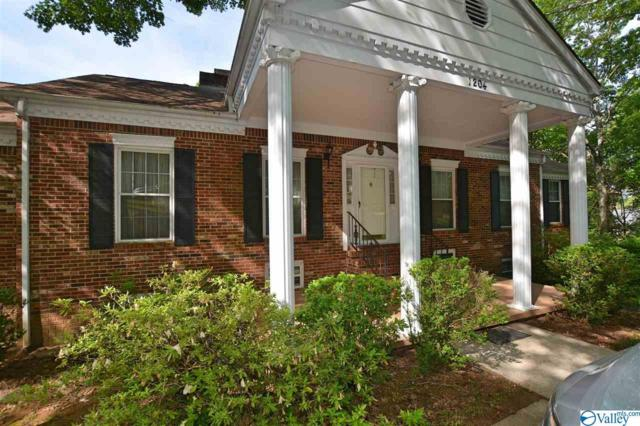 1204 Chandler Road, Huntsville, AL 35801 (MLS #1117844) :: Amanda Howard Sotheby's International Realty