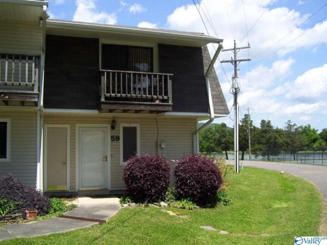 59 Riverbend Circle, Guntersville, AL 35976 (MLS #1117945) :: Legend Realty