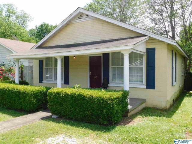 1603 Wadsworth Street, Decatur, AL 35601 (MLS #1118001) :: Capstone Realty