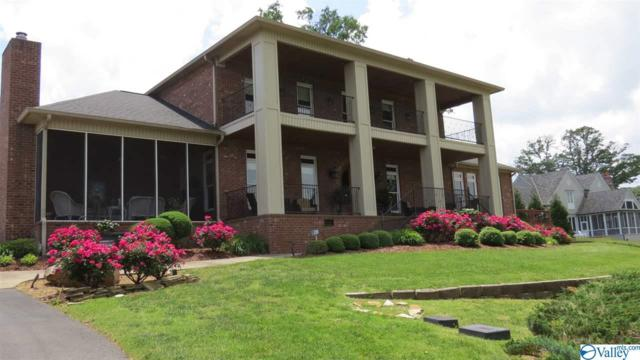 2016 Scott Street, Guntersville, AL 35976 (MLS #1118089) :: Amanda Howard Sotheby's International Realty
