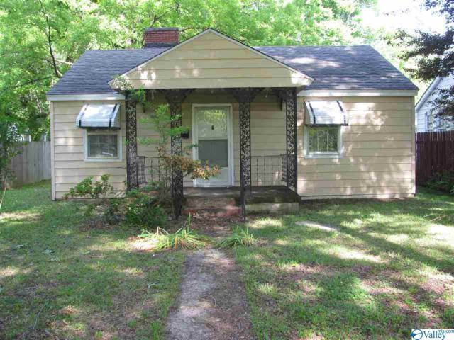 1022 7TH AVENUE, Decatur, AL 35601 (MLS #1118282) :: Capstone Realty
