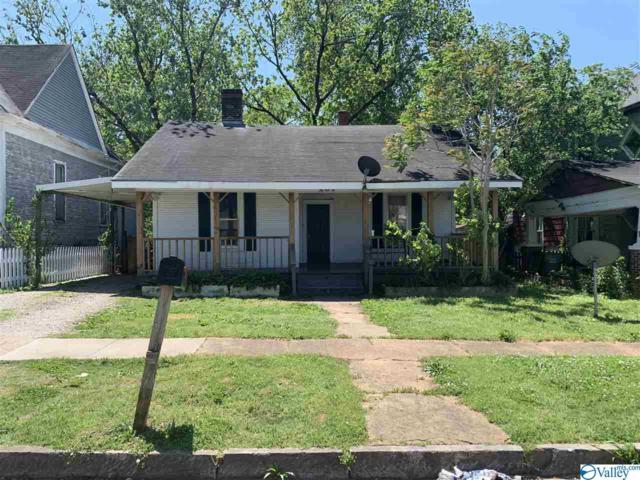 209 Prospect Drive, Decatur, AL 35601 (MLS #1118297) :: Legend Realty