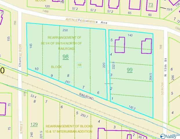 1410 Tuscaloosa Avenue, Gadsden, AL 35901 (MLS #1118370) :: Amanda Howard Sotheby's International Realty