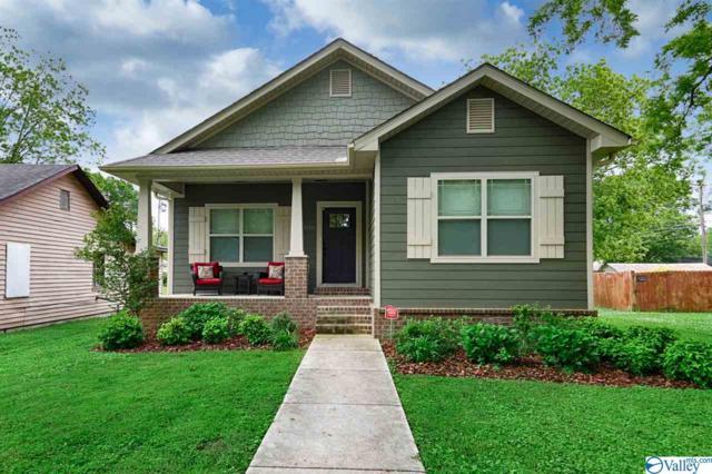 1106 Halsey Avenue, Huntsville, AL 35801 (MLS #1118589) :: Eric Cady Real Estate