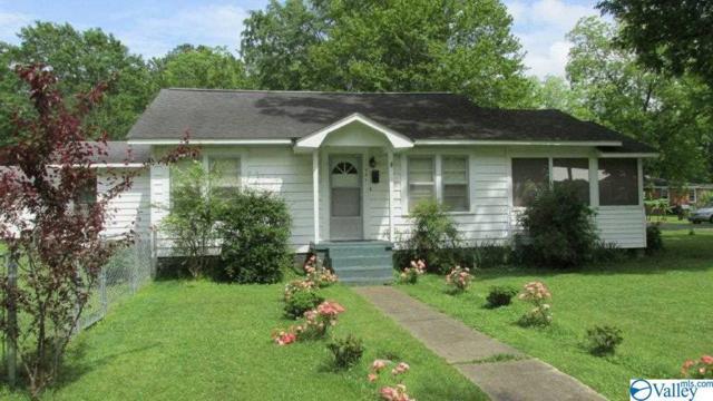 501 Cherokee Street, Boaz, AL 35957 (MLS #1118685) :: Amanda Howard Sotheby's International Realty