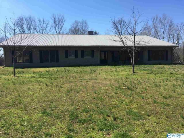 631 Sims Chapel Road, Hokes Bluff, AL 35903 (MLS #1118923) :: Capstone Realty