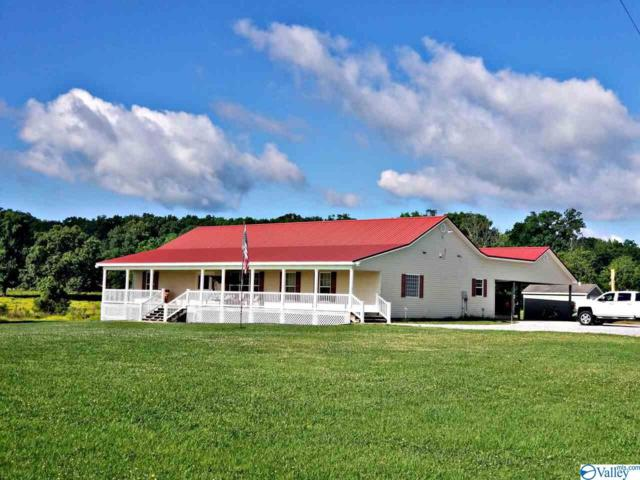 1389 Mount Nebo Road, Falkville, AL 35622 (MLS #1119212) :: Legend Realty