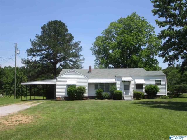 2566 E U S Highway 278, Hokes Bluff, AL 35903 (MLS #1119290) :: Legend Realty