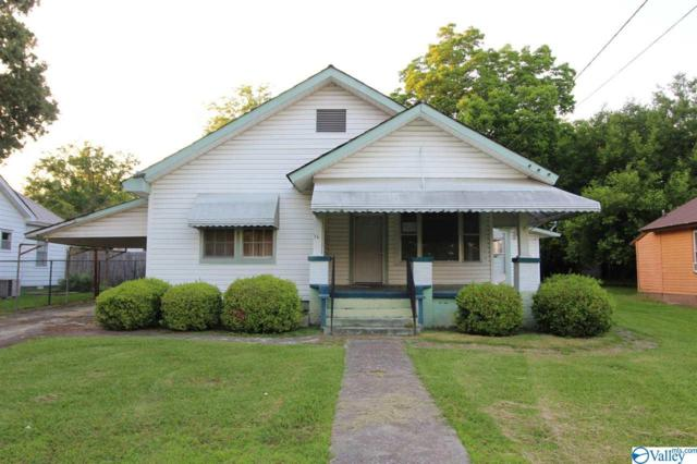 36 W Wilkinson Avenue, Gadsden, AL 35904 (MLS #1119467) :: Legend Realty