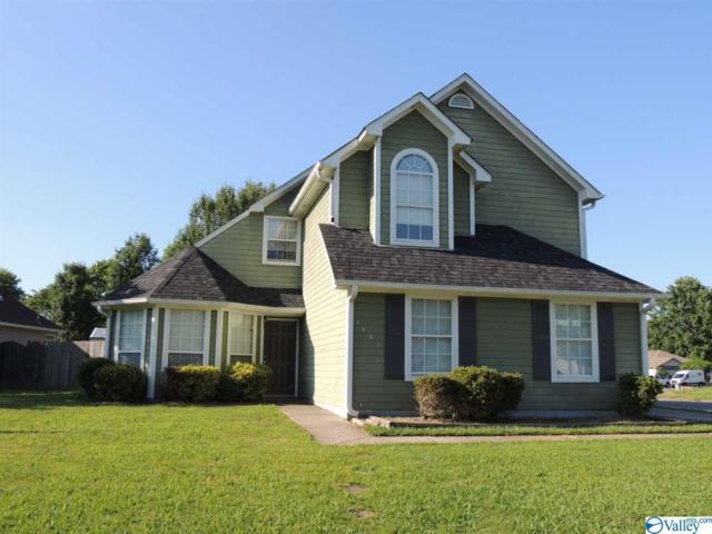 2601 Autumn Ridge Drive, Huntsville, AL 35803 (MLS #1119571) :: Amanda Howard Sotheby's International Realty