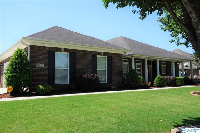 110 Berry Hill Drive, New Market, AL 35761 (MLS #1119575) :: The Pugh Group RE/MAX Alliance