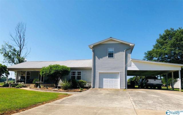 6831 Cox Gap Road, Boaz, AL 35956 (MLS #1119753) :: Capstone Realty