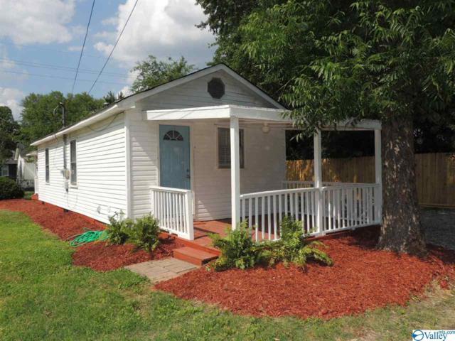 606 Schiffman Street, Huntsville, AL 35801 (MLS #1119787) :: Capstone Realty