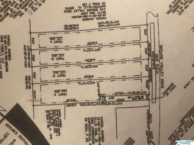 TRACK #2 Browns Valley Road, Guntersville, AL 35976 (MLS #1120097) :: Amanda Howard Sotheby's International Realty