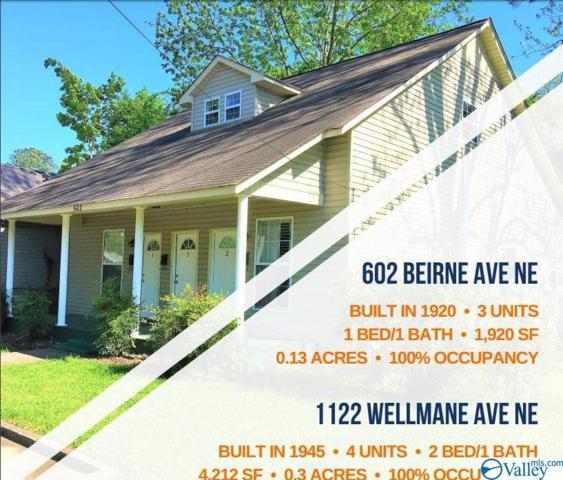 602 Beirne Avenue, Huntsville, AL 35801 (MLS #1120656) :: Amanda Howard Sotheby's International Realty