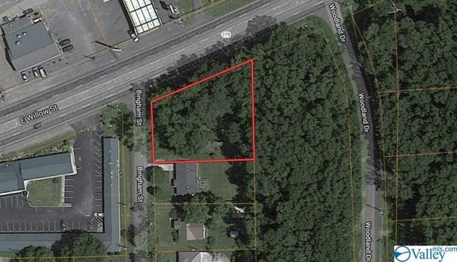 East Willow Street, Scottsboro, AL 35768 (MLS #1120680) :: MarMac Real Estate