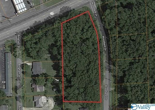 Woodland Drive, Scottsboro, AL 35768 (MLS #1120681) :: MarMac Real Estate