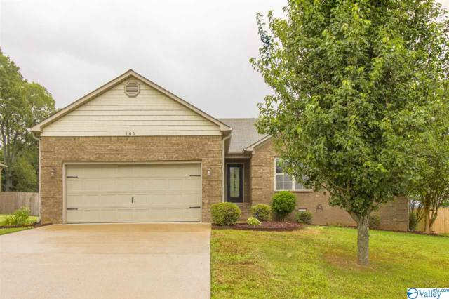105 Compass Hill Circle, Toney, AL 35773 (MLS #1120952) :: Amanda Howard Sotheby's International Realty