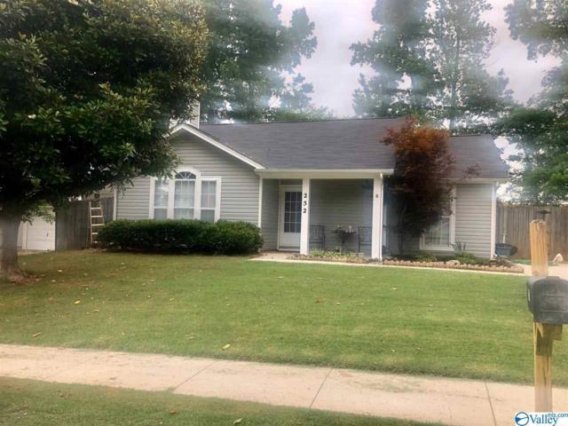 252 Mountain Creek Drive, Madison, AL 35757 (MLS #1121063) :: Intero Real Estate Services Huntsville