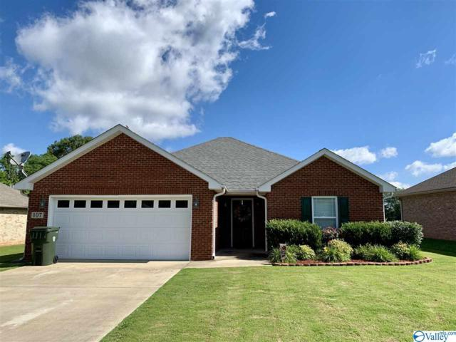 107 Summerset Lane, Huntsville, AL 35811 (MLS #1121221) :: Capstone Realty