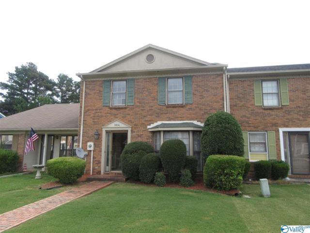 1814 SW Brownstone Avenue, Decatur, AL 35603 (MLS #1121456) :: Green Real Estate