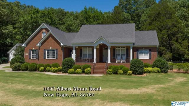 1057 Albert Mann Road, New Hope, AL 35760 (MLS #1121574) :: RE/MAX Distinctive | Lowrey Team