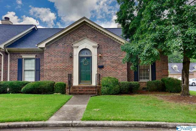 203 Beauchamp Place, Huntsville, AL 35802 (MLS #1121703) :: Capstone Realty