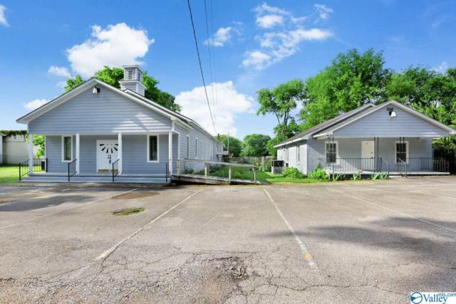 115 Mccormick Drive, Huntsville, AL 35811 (MLS #1122012) :: Legend Realty